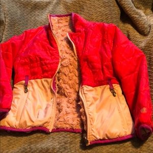 Other - Girls reversible jacket 4t